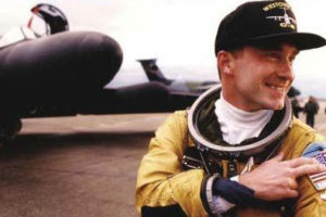"Capt. David ""Hawk"" Hawkens Birthday Remembrance"