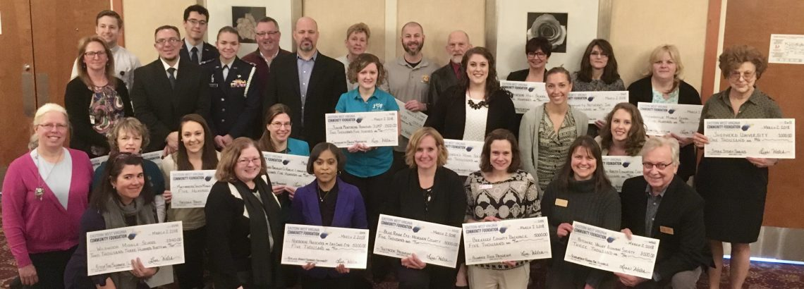 EWVCF hosts Grantee Recognition Breakfast