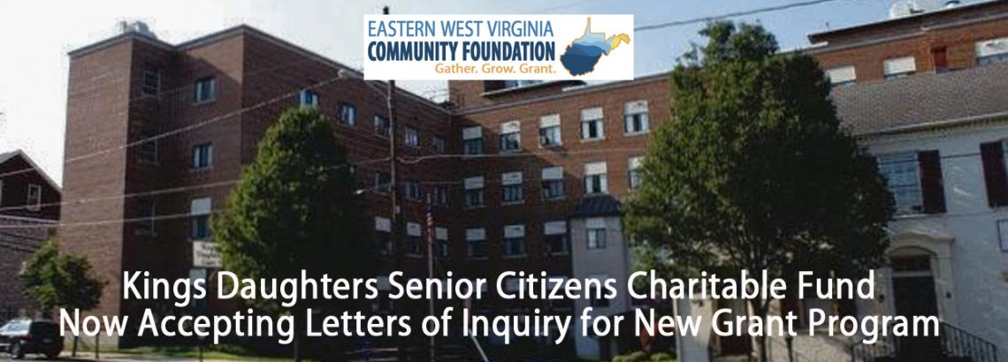 EWVCF to Award Grants to Nonprofits Serving Eastern Panhandle Senior Citizens