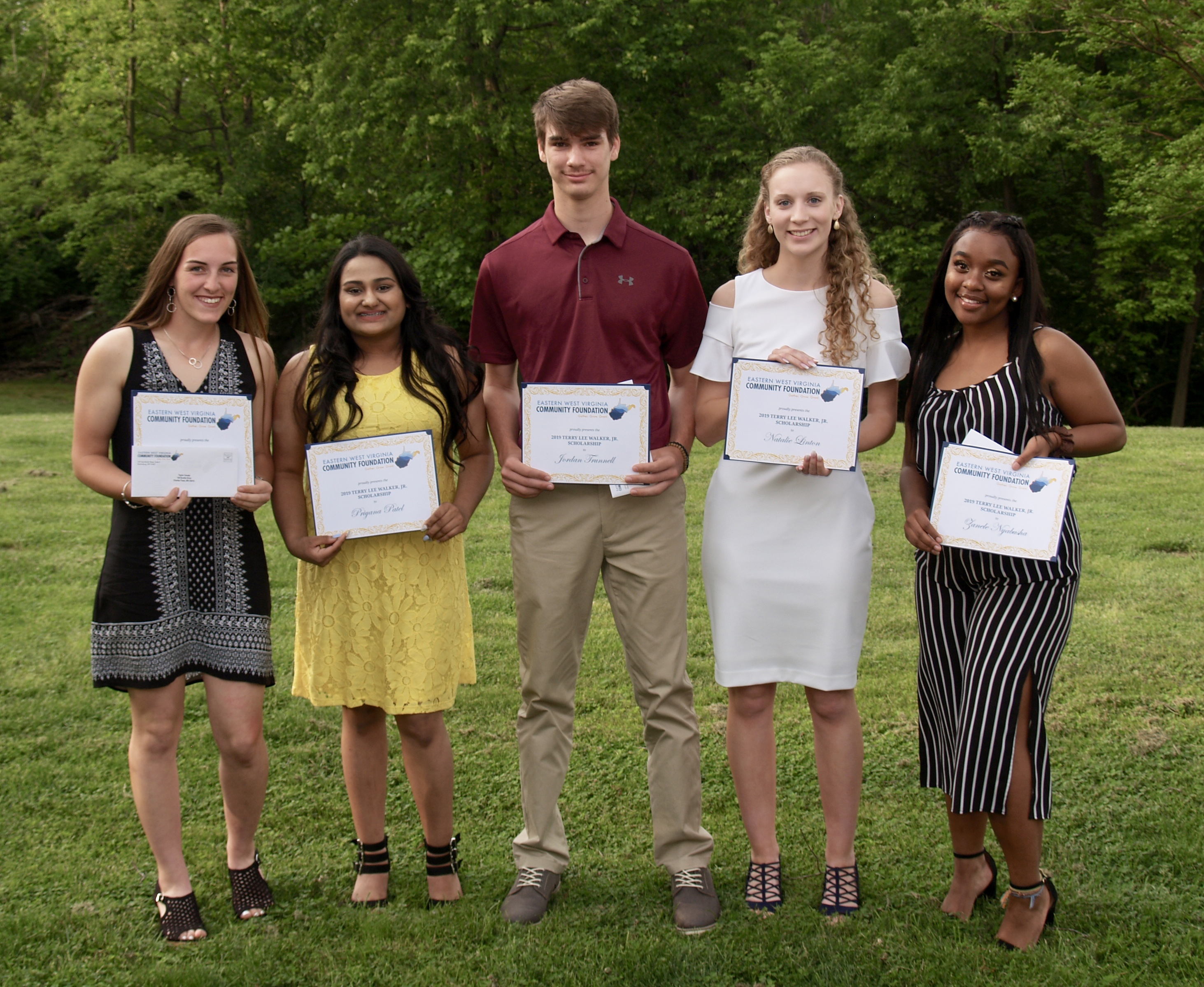 EWVCF Scholarship Awards Top $116,000 - ewvcf org