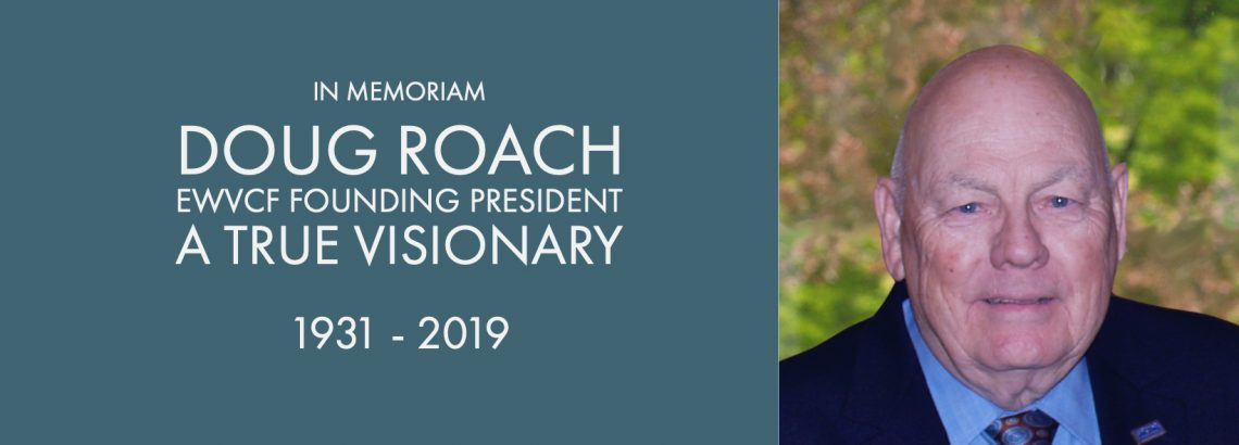 Founding President Doug Roach 1931-2019