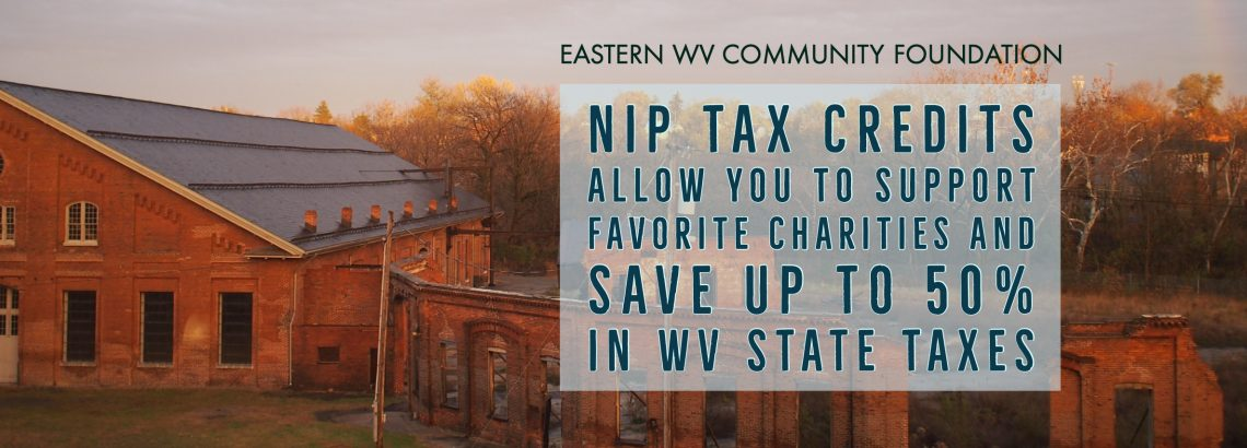 EWVCF Awarded NIP Tax Credits