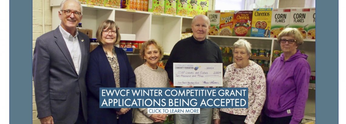 Community Foundation Competitive Grants