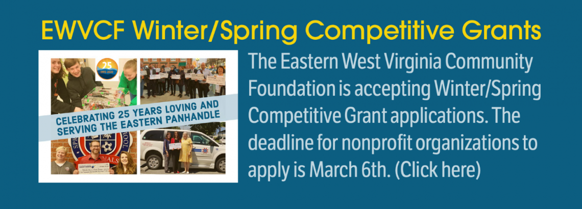 Winter/Spring Competitive Grants